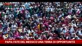 Papa: troppi bimbi in mano a trafficanti di morte
