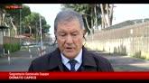 "Evasione Rebibbia, Sappe: ""Nessuna meraviglia"""