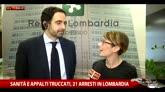 "Tangenti Lombardia, Alfieri (Pd): ""Si torni al voto"""