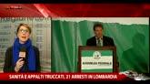 Sanità e appalti truccati, scandalo in Lombardia
