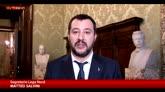 Salvini:  sanità Lombardia al top, chi ha sbagliato pagherà