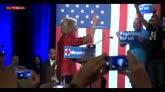 21/02/2016 - Usa 2016, vincono Hillary e Trump. Jeb Bush lascia
