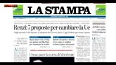 Rassegna stampa, i giornali di lunedì 22 febbraio