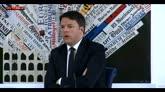 """Isis, Renzi: """"Necessità di una convergenza internazionale"""""""