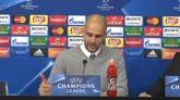 """24/02/2016 - Guardiola: """"La Juve è forte, ma noi abbiamo giocato bene"""""""