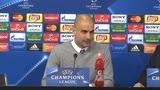 """24/02/2016 - Guardiola: """"Non potevo pensare che la Juve non tirasse mai"""""""