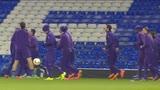 Fiorentina, così la vigilia dell'esame Tottenham