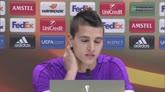 """Arriva la Fiorentina, Lamela: """"Cercheremo di fare il meglio"""""""