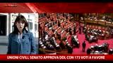 Unioni civili, voti di Verdini dividono il Pd