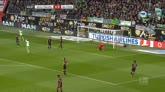 Wolfsburg-Bayern Monaco 0-2