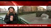 Maltempo causa 5 morti in Italia, la situazione in Liguria
