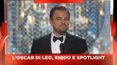 29/02/2016 - Oscar 2016: il giorno dopo