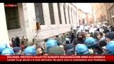 Bologna, protesta collettivi a inaugurazione anno accademico