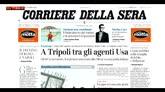Rassegna stampa nazionale, i giornali di martedì 1° marzo