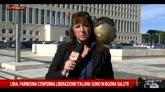 Libia, la Farnesina conferma la liberazione degli ostaggi