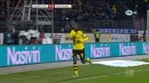SV Darmstadt 98-Borussia Dortmund 0-2