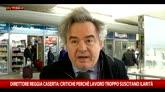 """Reggia Caserta, il direttore: """"Critiche suscitano ilarità"""""""