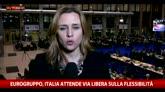 Eurogruppo, Italia attende via libera sulla flessibilità