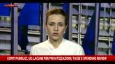 Conti pubblici, Ue: lacune per privatizzazioni