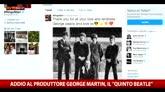 Assante ricorda George Martin, il quinto Beatle