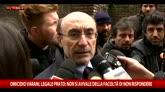 Omicidio Varani, legale Prato: pentito, risponderà a domande