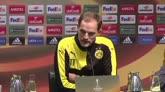 """Dortmund, Tuchel avverte: """"Occhio al Tottenham"""""""