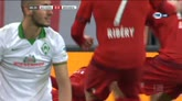 Bayern Monaco-Werder Brema 5-0