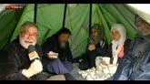 Idomeni, in tenda con i profughi l'artista cinese Ai Weiwei