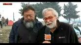 Idomeni, Ai Weiwei a SkyTG24: diritti umani sono universali