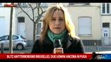 Blitz antiterrorismo a Bruxelles, due uomini ancora in fuga