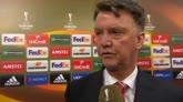 """Van Gaal amaro: """"Quel gol, non dovevamo concederlo"""""""