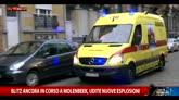 Bruxelles, Salah: l'arresto e l'uscita dell'ambulanza