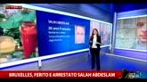 Chi è Salah Abdeslam, il terrorista arrestato a Bruxelles