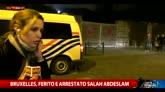 Bruxelles, ferito e arrestato Salah Abdeslam