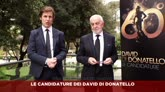 23/03/2016 - Ecco le candidature dei David di Donatello