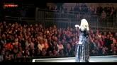 Londra, Adele canta per Bruxelles contro i terroristi