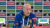 "Del Bosque: ""Ecco la differenza tra noi e l'Italia"""