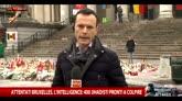 Bruxelles: identificati i kamikaze, quarto uomo in fuga