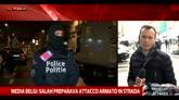Bruxelles, Salah preparava attacco armato in strada