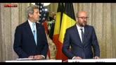 """Premier belga: """"Serve Europa forte contro il terrorismo"""""""