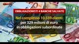 25/03/2016 - Banche salvate, verso aumento fondo per rimborsi