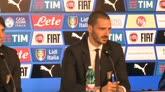 """28/03/2016 - Bonucci: """"Conte mi ha fatto fare il salto di qualità"""""""