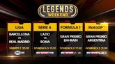 Legends Weekend - Sky Sport