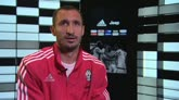 """31/03/2016 - Chiellini: """"Sto bene, sogno di segnare il gol scudetto"""""""