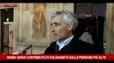 03/04/2016 - Boeri: serve contributo solidarietà da pensioni più alte