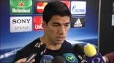 """06/04/2016 - Suarez decisivo contro l'Atletico: """"Vittoria importante"""""""