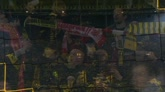 "Dortmund, le tifoserie cantano: ""You'll never Walk Alone"""