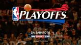 NBA PlayOffs 2016 - Solo su Sky Sport