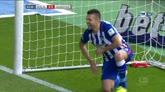 Hertha Berlino-Hannover 2-2