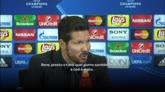 """14/04/2016 - Simeone: """"Abbiamo battuto il Barça con le nostre armi"""""""